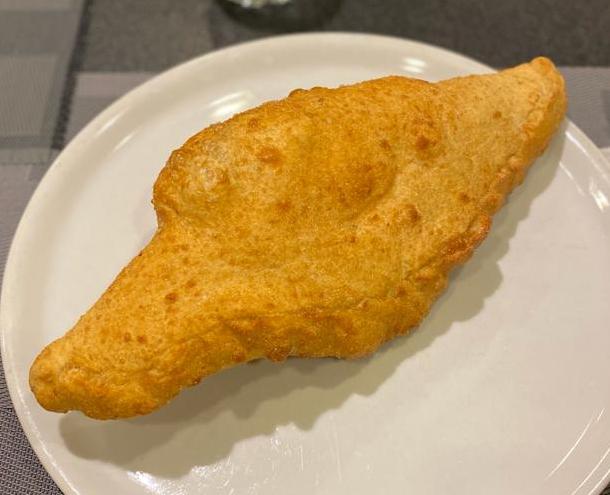 Pizza-fritta